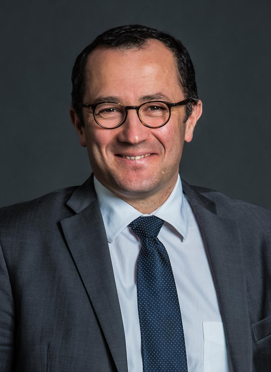 Antoine Thomazo, Directeur Lorraine Champagne-Ardenne