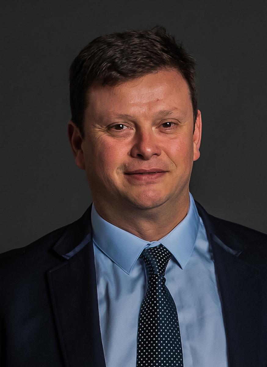 Christophe Darde, Secrétaire Général