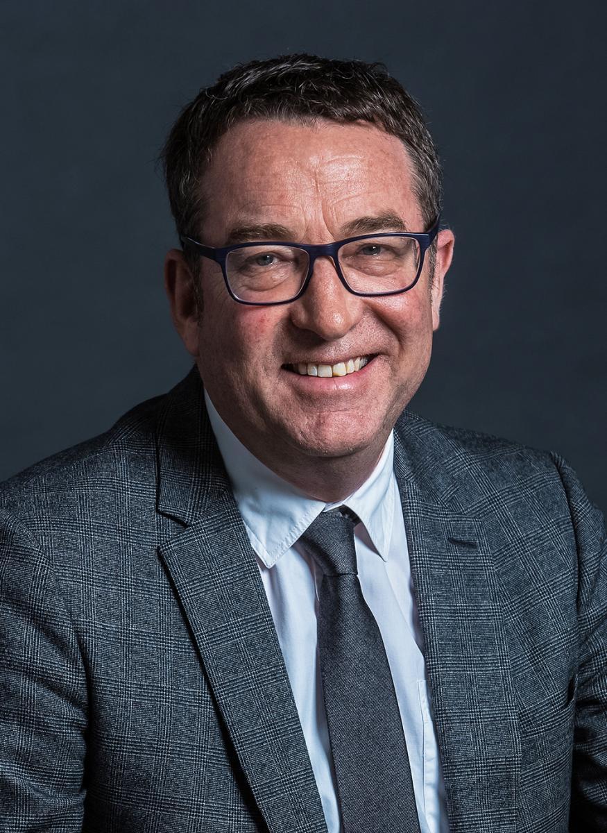 François Turbelin, Directeur Ouvrages Fonctionnels Nord et Industrie Nord-Est