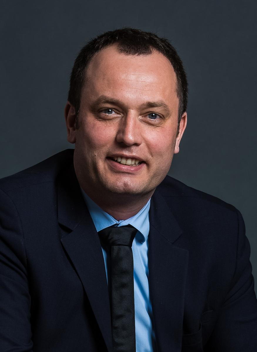 Julien Antoine, Directeur Alsace Bourgogne Franche-Comté