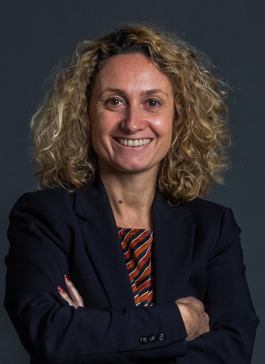 Karine Famy, Directrice Habitat Nord de Bouygues Bâtiment Nord-Est