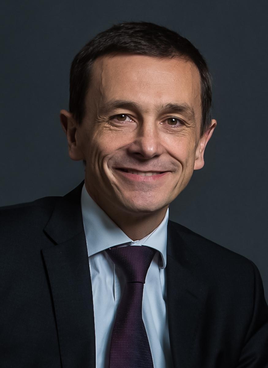 Philippe Jouy, Président de Bouygues Bâtiment Nord-Est