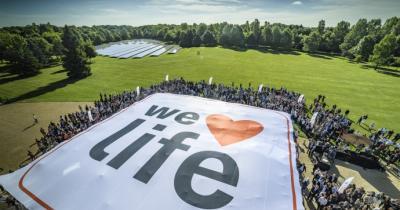 Life - Journée mondiale de la santé-sécurité chez Bouygues Construction